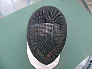 VINTAGE FENCING FACE MASK, UNKNOWN SIZE, SEE BELLOW.
