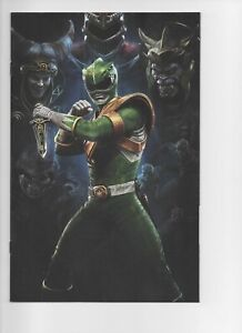 Mighty Morphin Power Rangers 55 variant Comic Tom 101 virgin NM
