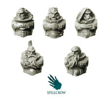 Wolves Knights Veterans Torsos with Heads - Spellcrow