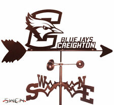 Swen Products Creighton Bluejays Steel Weathervane