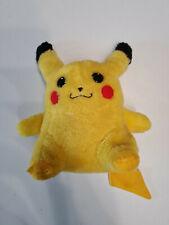 Plüschfigur Stofftier Pikachu Pokemon 21 cm sehr guter Zustand