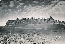 HOGGAR c. 1960 - Paysage Volcan explosé Ermitage Père Foucauld Algérie- Div 5942