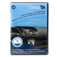 Car CD Player Laser Lens Cleaner with 10-Brush Cyclone Clean Process