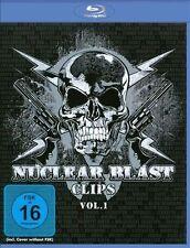 Nuclear Blast Clips 1 [Blu-ray]