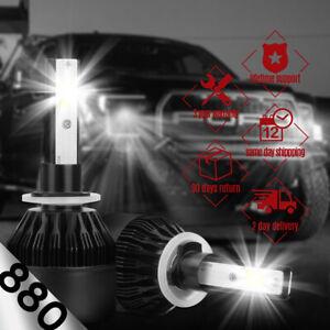 XENTEC LED HID Foglight kit 894 White for 1998-1999 GMC K2500 Suburban