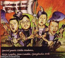 ULTIMA THULE - NU GRÖNSKAR DET IGEN Jukebox Hits Do Digipack punk oi! folk