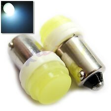 UK x2 BA9S T4W LED bayonet bulb light lamp car 12v