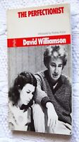 THE PERFECTIONIST A PLAY BY DAVID WILLIAMSON, VERY GOOD, FREE SHIPPING