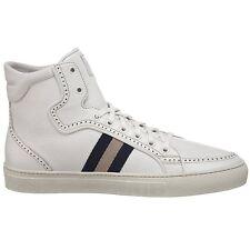 BALLY EUNAS 07 Vintage Sport Sneakers Boots EU10 E US 11D Made in Switzerland