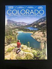 Colorado Official 2020 Visitors Travel Guide Denver Rocky Mtn NP Mesa Verde NP