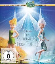 DISNEY - DAS GEHEIMNIS DER FEENFLÜGEL - BLU-RAY - Ein neues Tinkerbell Abenteuer