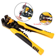 5In1 Automatic Wire Stripper Hand Crimper Pliers Tools Cable Cutter Flat-Nose