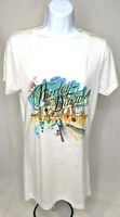 Harley Davidson Women's Outbound Short Sleeve Shirt Size Large Color White NWT