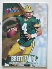 Brett Favre - 2000 Fleer Gamers #58 - Green Bay PACKERS