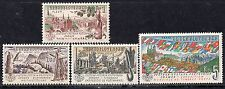 1311 - CZECHOSLOVAKIA 1961 - World Exhibition of Postage Stamps - Flags -MNH Set