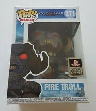 Funko Pop Games 271 God Of War Fire Troll
