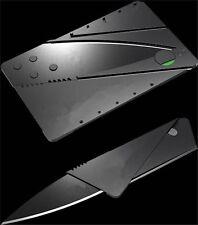 Credit Card Folding Slim Sharp Pocket Knife Convenient Utility Survival