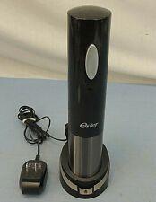 Oster FPSTBW8225 Electric Wine Opener - Tuxedo Black