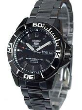 Seiko 5 Sports Automatic Black Men's Watch SNZE13K1