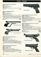 3 Aufkleber Luftgewehr 800W Sportpistole AW93 Sticker von Feinwerkbau
