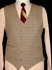 Para Hombre Tiro De Caza De Tweed Vintage Phoenix 2 en 1 waistcoast Reino Unido 44