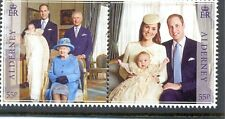 Alderney-Birthday of Prince George - Royalty-new issue 2014
