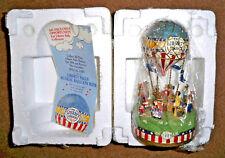 1998 Liberty Falls Airship Music Box Ah555; Vguc; Original box; Proof of Purch.
