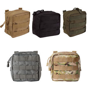 5.11 Tactical 6x6 Military MOLLE Lightweight Nylon Pouch Gear Bag, Style 58713