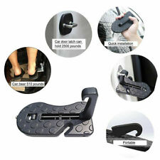 Foldable Car Door Hook Pedals Vehicle Rooftop Roof Rack Foot Pedal for Jeep SUV