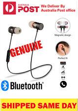 For Apple iPhone Samsung Wireless Bluetooth Sport Headphones Earphones Headset