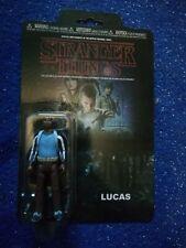 "Lucas Stranger Things Netflix Funko 3.75"" ActionFigure new"