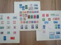 LARGE NEW ZEALAND COLLECTION 100s FINE MINT/USED IN AL;BUM SEE ALL PHOTO's