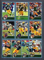 2003 Topps Green Bay Packers TEAM SET - Brett Favre