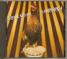 SOMETHING HAPPENS! Bedlam A Go Go 1992 UK CD ALBUM