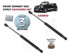 PARA BMW MINI R57 CABRIO 2008 > NUEVO SHOCKER DE CAPO DELANTERO GAS STRUT SET