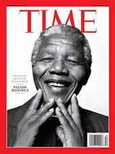 TIME Magazine December 19, 2013,Nelson Mandela,HANS GEDDA,BONO U2 NEW