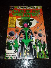 TALES OF THE GREEN LANTERN CORPS Comic - ANNUAL - No 3 - Date 1987 - DC Comics
