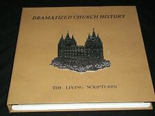 Dramatized Church History Living Scriptures LDS Vol 2 3 Audio Cassettes Tapes