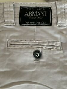 Boys Armani Chinos/trousers, Jeans - 8 Years - New &tags