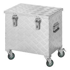 Aluminium Werkzeug Metallbox Werkzeugkiste Metallkiste Box Blechkiste