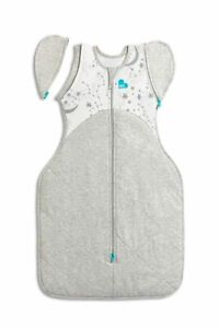 Love To Dream Swaddle Up Transition Bag Warm 2.5 Tog White Medium