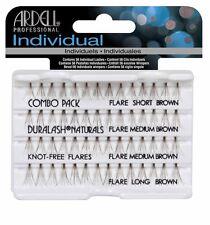 Ardell Duralash Naturals Brown Combo Flare Lashes - Premium False Eyelashes