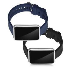 2x Sportarmband für Huawei Watch Fit Fitnesstracker Smartwatch Sport Armband Uhr
