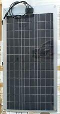 Panneau solaire 80w 12v monocristalin souple flexible Flex 18v 4a 5av 100cm 50cm