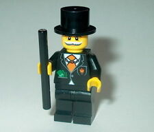 (R) Lego Gentleman w/top hat Game DO NOT  PAST GO NEW Read Description AS SHOWN