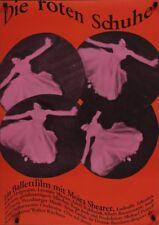 Rote Schuhe Deutsch A1 Filmposter R65 Powell Pressburger Hans Hillmann Mint