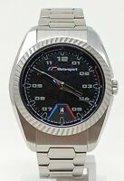 Orologio BMW motorsport bmw 3000 watch all stainless steel clock 42 mm montre