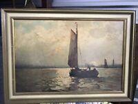 Rudolf Anton Guba 1884 - 1950  uknown german art