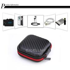 EVA Waterproof Carrying Hard Case Box Headset Earphone Earbud Storage Pouch Bag
