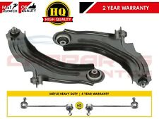 FOR RENAULT CLIO IV 12- FRONT SUSPENSION WISHBONE CONTROL ARMS STABILISER LINKS